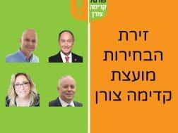 בחירות 2018 למועצת קדימה צורן